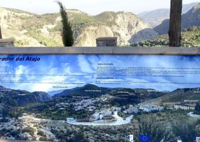 Mirador del Atajo.
